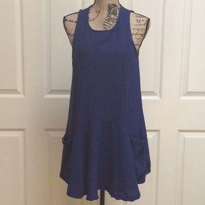 NastyGal Cobalt Mod Dress